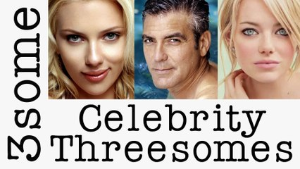 3some asks Who Would Be In Your Celebrity 3some?
