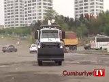 Polis 1 Mayıs'a böyle hazırlandı: Kazlıçeşme'de tatbikat