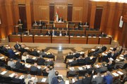 Lebanese lawmakers fail to elect new president in first vote