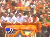 Narendra Modi files nomination from Varanasi - Tv9 Gujarati