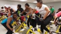 Fitness Spinning Hip Hop