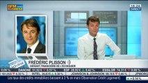 Les marchés réagissent aux rumeurs de rachat d'Alstom: Frédéric Plisson, dans Intégrale Bourse - 24/04