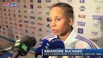"""Judo / Buchard : """"Je reste sur ma faim"""" 24/04"""