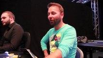 Daniel Negreanu au Super High Roller - EPT PokerStars and Monte-Carlo Casino Grand Final 2014