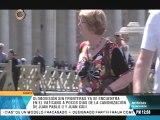 Globovisión Sin Fronteras ya se encuentra en Roma para las canonizaciones de Juan Pablo II y Juan XXIII