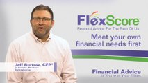 FlexScore - Financial Advice if You're in Your Fifties