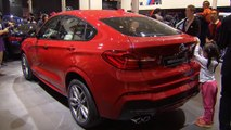 BMW X4 at the 2014 Beijing Auto Show