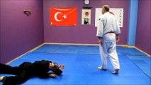 Aikido Istanbul Turkey - Beylikdüzü Aikido - SHOMEN UCHI ATTACKS