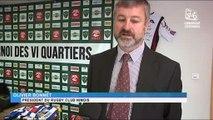 Rugby : Olivier Bonnet parle du 3e tournoi des 6 quartiers
