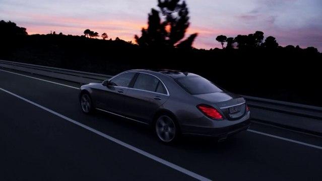 Nuevo Mercedes-Benz Clase S 2013