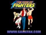 kof king of fighters, kyo vs iori