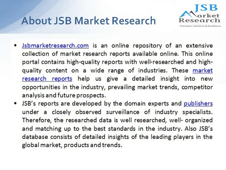 JSB Market Research - Global Military Robots Market 2014-2018