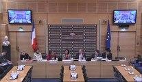 Audition de Mme Christiane Taubira, ministre de la justice - Mercredi 19 Décembre 2012