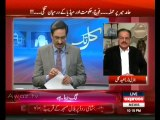 People like Pervaiz Rasheed have Anti-Army Agenda - General (R) Hameed Gul