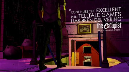 Trailer Ep 3 de The Wolf Among Us