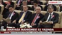 """Başbakan Erdoğan'dan Aym Başkanı Kılıç'a """"Hukuk Devleti"""" Vurgulu Kutlama Mesajı"""