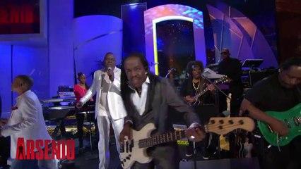 Earth, Wind & Fire - 'Shining Star' Live @Arsenio Hall Show