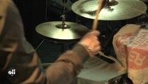 Renan Luce répète en studio pour sa nouvelle tournée