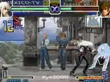 kof 2002 infinity combo movie