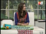 Humaira Naz (Herbalist) live on Health tv with Stop Oil Part 1
