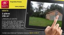 A vendre - maison - LANOUAILLE (24270) - 2 pièces - 196m²