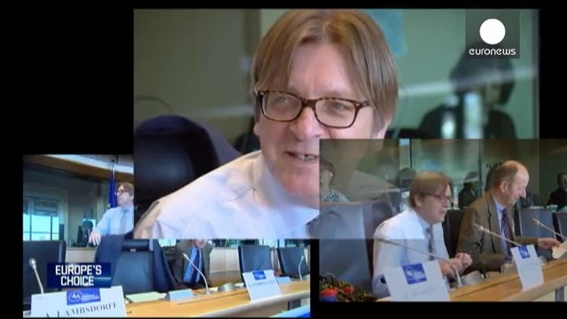 Verhofstadt's liberal recipe for Europe