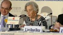 Poniatowska escribirá sobre duquesa de Medina Sidonia