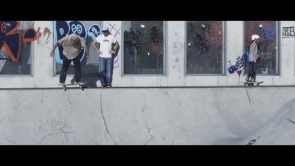 NEAL UNGER - 60 YEAR OLD SKATEBOARDER
