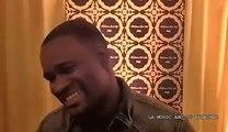 CJ Harris Exit interview Backstage at American Idol 4-24-2014