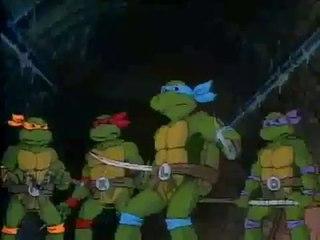 Teenage Mutant Ninja Turtles (Intro/theme 1987)