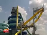 Crazy Water Slide looping in germany : extreme!!!