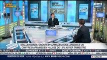 Stallergenes: Hausse de 1,5 % du chiffre d'affaires au premier trimestre 2014: Christian Chavy, dans Intégrale Bourse – 25/04