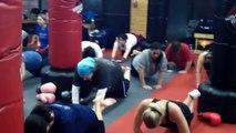 Buckhead Atlanta Kickboxing Workout Motivation iLoveKickboxing com