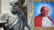 Pope John Paul II Crucifix Falls, Crushes Man To Death