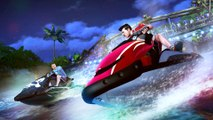 "Kinect Sports Rivals | ""Wake Racing"" Gameplay (Xbox One) 
