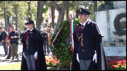 """Festa della Liberazione, L'Aquila onora i Nove Martiri sul """"Sentiero della Libertà"""""""