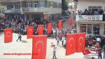 Erdoğmuş Şehit Ramazan Demirci İlkokulu 3-A Sınıfı Öğrencilerinin 23 Nisan 2014 Ulusal Egemenlik ve Çocuk Bayramı  Gösterisi