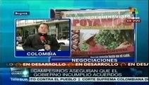 Colombia: inminente, nuevo paro agrario nacional