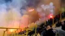 Bologna - AS ROMA - ULTRAS ROMA 22.02.2014