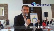 Lansare PMP Dej si candidatura Siegfried Muresan