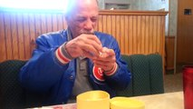 Elderly Man's Reaction To Finding Out He's Going To Be A Grandfather Will Warm Your Heart