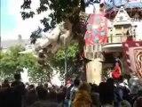 L'éléphant du Royal-de-Luxe à Nantes