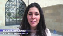 Young Reporters at 77th AIPS Congress in Baku - Spanish presentation