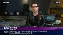 """Showbiz: Olympe sort son deuxième album """"Une vie par jour"""" - 26/04"""