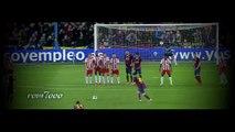 Freekick Masters ● Pirlo ● Messi ● Ibra ● Ronaldo ● Ronaldinho HD (HD)