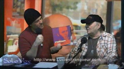 SoloVox poésie musique slam - 59 - Lucien Francoeur partie 1