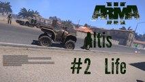 Arma 3 Altis Life - How To Make Money Fast (Tutorial