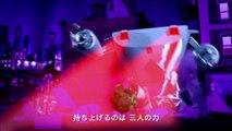 テレビ東京系アニメ「ミュータント タートルズ」エンディングテーマ『ブヤカシャー!』byウルフルズ[1080P]