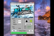 Ace Fishing Wild Catch Hack Tool 2014 for Android and iOS hack