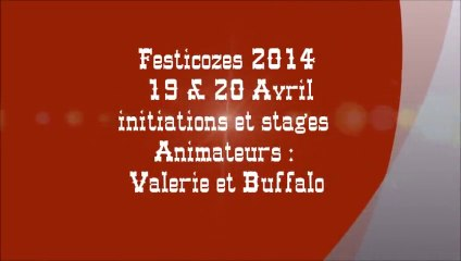 Festicozes 2014 initiations et stages